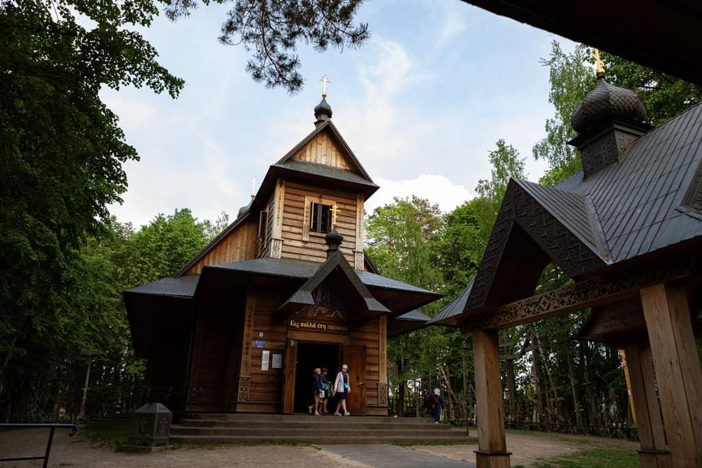 """14 Всемирното Православие - В ПОЛША НА СВЕТА ГОРА """"ГРАБАРКА"""" СЕ ПРОВЕДЕ ПОКЛОННИЧЕСКО ШЕСТВИЕ НА ПРАВОСЛАВНАТА МЛАДЕЖ"""